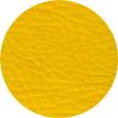 Banquetas Kalossi - Courvin liso amarelo 0103